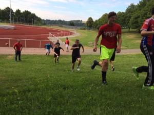 Trainingslager A-Jugend 2